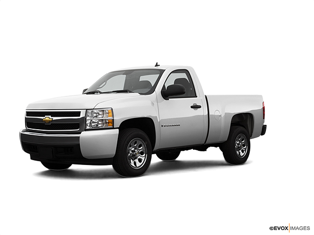 2008 Chevrolet Silverado 1500 Vehicle Photo in Novato, CA 94945