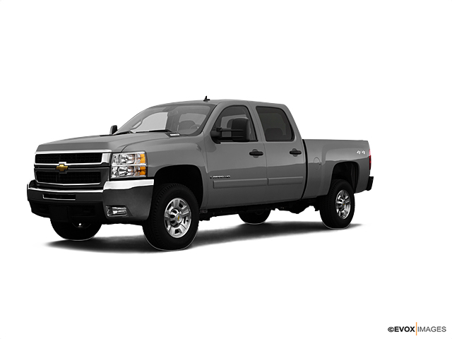 2008 Chevrolet Silverado 2500HD Vehicle Photo in Midland, TX 79703