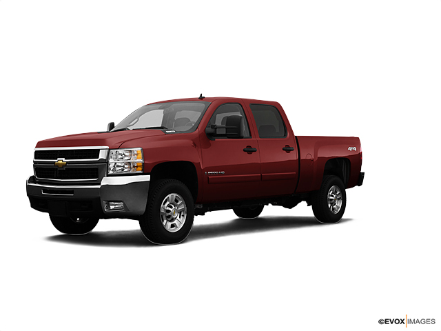 2008 Chevrolet Silverado 2500HD Vehicle Photo in Reese, MI 48757