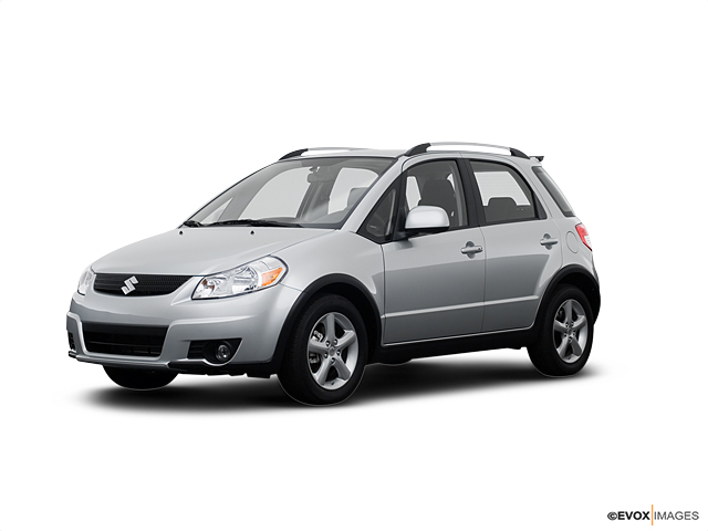 2008 Suzuki SX4 Vehicle Photo in Casper, WY 82609