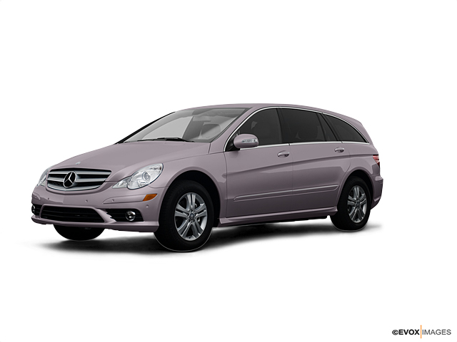2008 Mercedes-Benz R-Class Vehicle Photo in Rockford, IL 61107