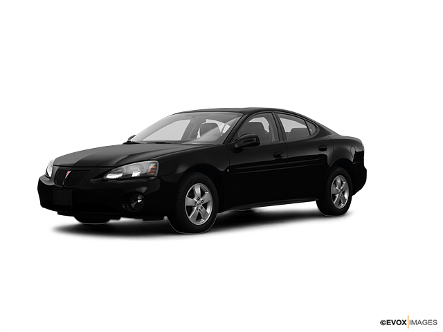 2008 Pontiac Grand Prix Vehicle Photo in San Angelo, TX 76901