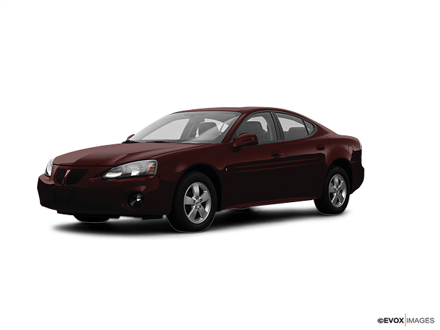 2008 Pontiac Grand Prix Vehicle Photo in San Angelo, TX 76903