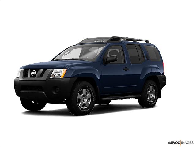 2008 Nissan Xterra Vehicle Photo in Portland, OR 97225