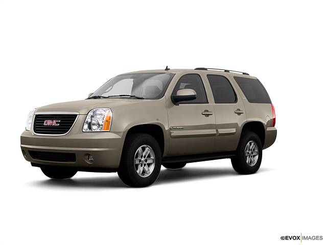 2008 GMC Yukon Vehicle Photo in San Angelo, TX 76903