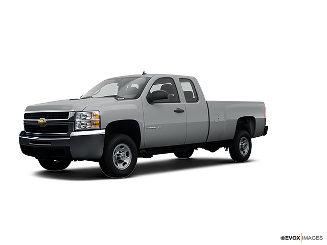 2008 Chevrolet Silverado 2500HD Vehicle Photo in San Angelo, TX 76901