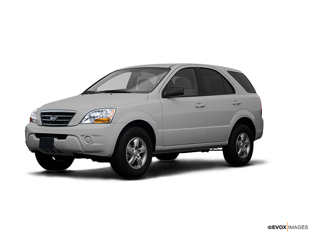 2008 Kia Sorento Vehicle Photo in Gaffney, SC 29341