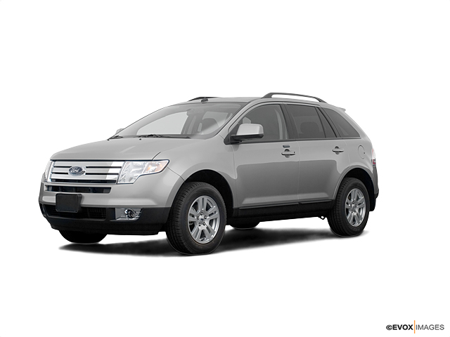 2008 Ford Edge Vehicle Photo in Houston, TX 77074