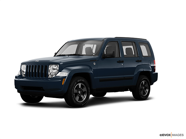 2008 Jeep Liberty Vehicle Photo in Massena, NY 13662