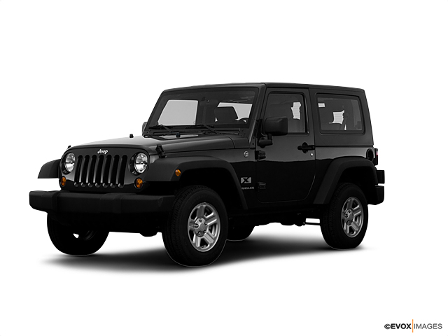 2008 Jeep Wrangler Vehicle Photo in Odessa, TX 79762