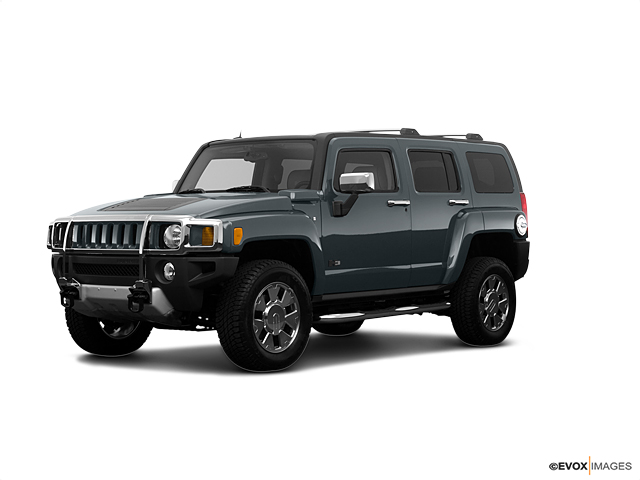 2008 HUMMER H3 Vehicle Photo in Akron, OH 44320