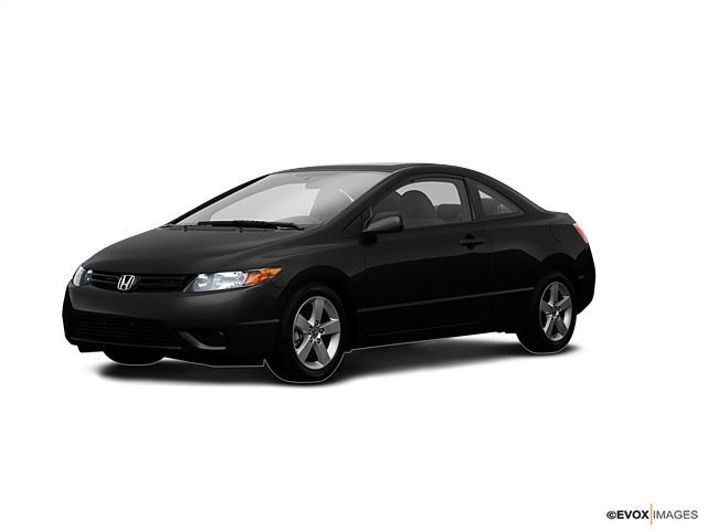 2008 Honda Civic Coupe Vehicle Photo in Portland, OR 97225