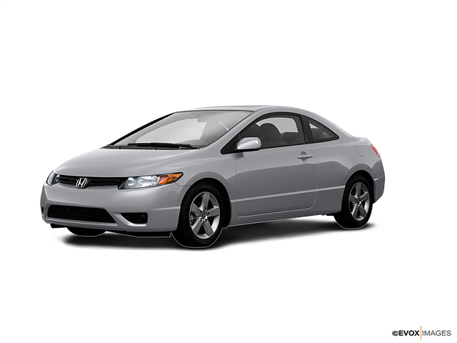 2008 Honda Civic Coupe Vehicle Photo in Woodbridge, VA 22191