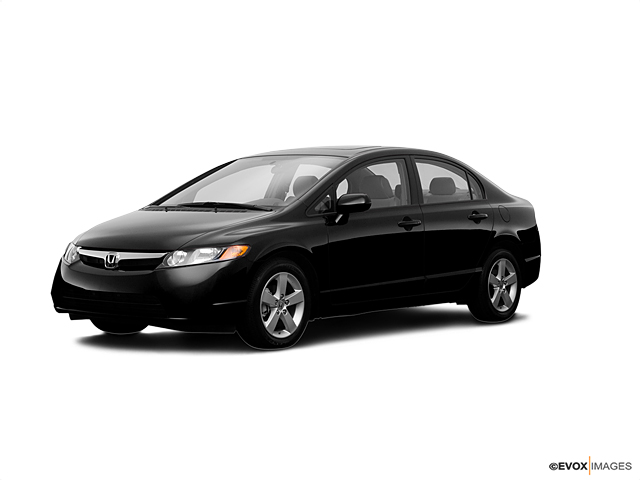 2008 Honda Civic Sedan Vehicle Photo in Chapel Hill, NC 27514