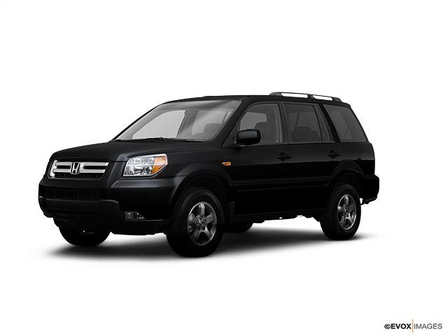2008 Honda Pilot Vehicle Photo in Rome, GA 30161
