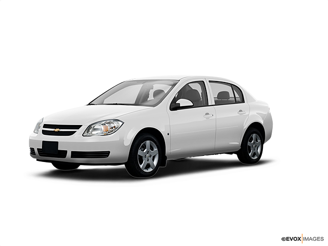2008 Chevrolet Cobalt Vehicle Photo in Joliet, IL 60435