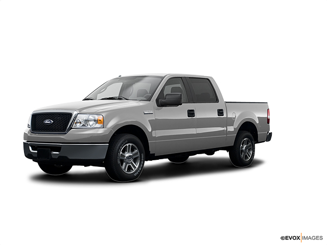 2008 Ford F-150 Vehicle Photo in El Paso, TX 79936