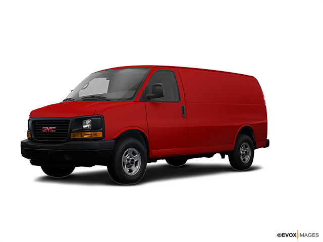 2008 GMC Savana Cargo Van Vehicle Photo in Doylestown, PA 18902
