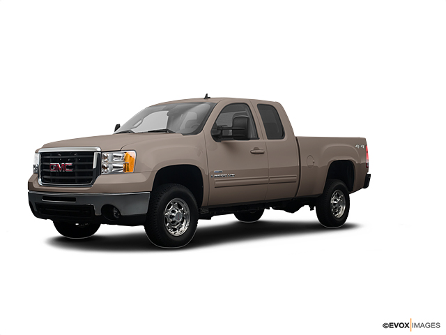2008 GMC Sierra 2500HD Vehicle Photo in Saginaw, MI 48609