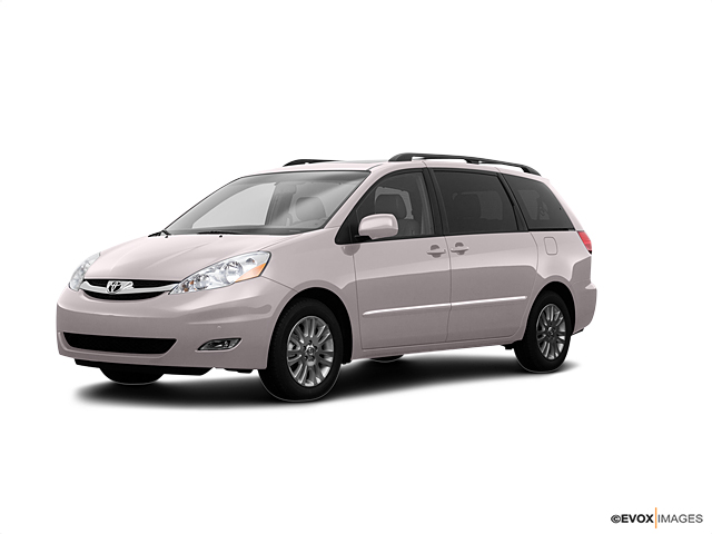 2008 Toyota Sienna Vehicle Photo in Richmond, TX 77469