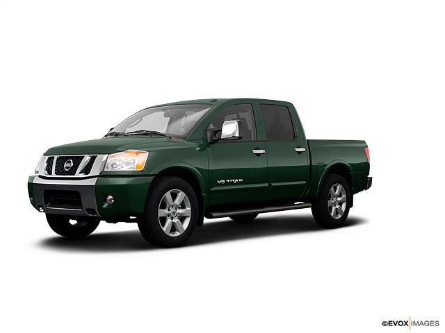 2008 Nissan Titan Vehicle Photo in Harvey, LA 70058