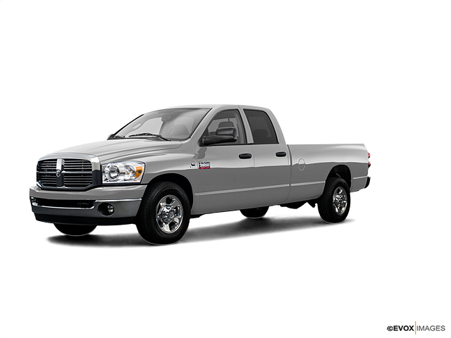 2008 Dodge Ram 2500 Vehicle Photo in San Angelo, TX 76901