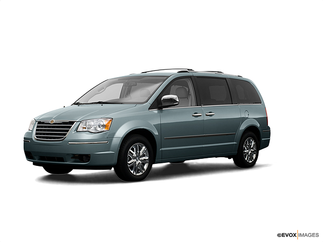 2008 Chrysler Town & Country Vehicle Photo in Plainfield, IL 60586-5132