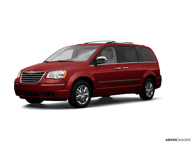2008 Chrysler Town & Country Vehicle Photo in Austin, TX 78759