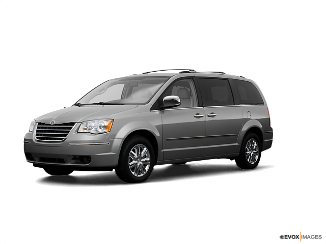 2008 Chrysler Town & Country Vehicle Photo in Janesville, WI 53545