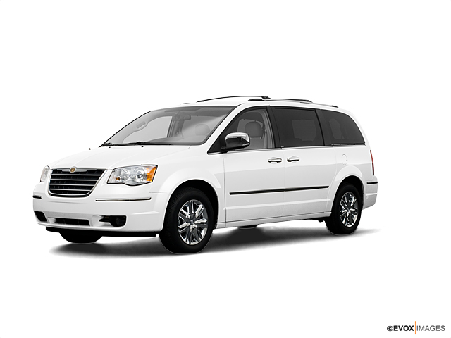 2008 Chrysler Town & Country Vehicle Photo in American Fork, UT 84003
