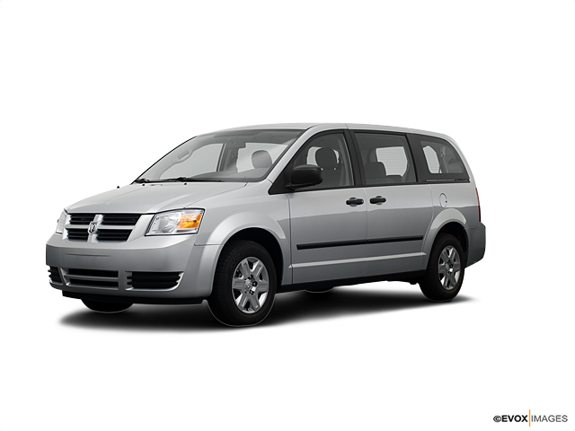 2008 Dodge Grand Caravan Vehicle Photo in Anchorage, AK 99515