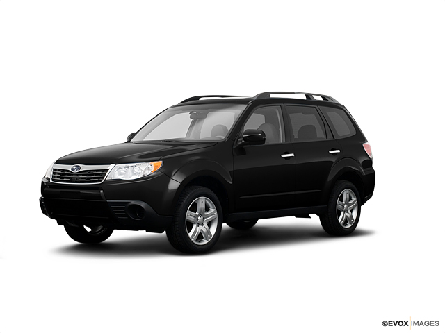 2009 Subaru Forester Vehicle Photo in Poughkeepsie, NY 12601