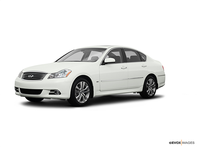 2008 INFINITI M35 Vehicle Photo in Houston, TX 77090