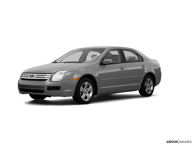 2008 Ford Fusion Vehicle Photo in Janesville, WI 53545