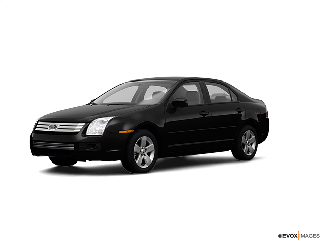 2008 Ford Fusion Vehicle Photo in Richmond, VA 23231