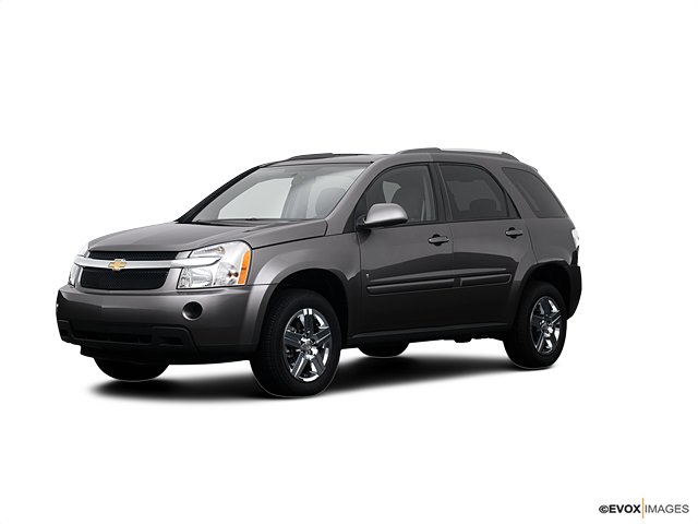 2008 Chevrolet Equinox Vehicle Photo in Independence, MO 64055