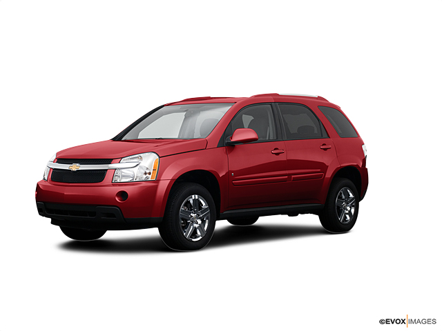 2008 Chevrolet Equinox Vehicle Photo in Boston, NY 14025