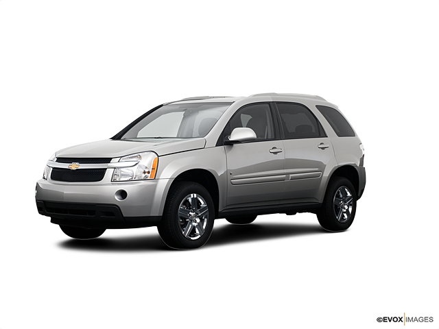 2008 Chevrolet Equinox Vehicle Photo in Akron, OH 44303