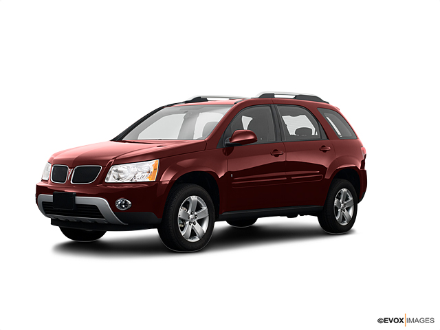 2008 Pontiac Torrent Vehicle Photo in Darlington, SC 29532