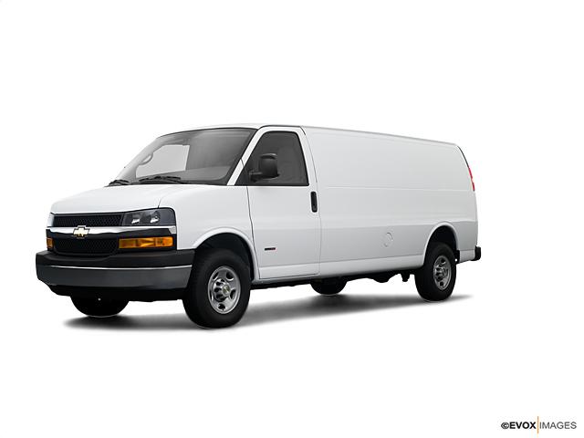 2008 Chevrolet Express Cargo Van Vehicle Photo in Glenwood, MN 56334