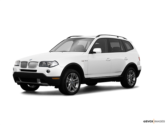 2008 BMW X3 3.0si Vehicle Photo in Schaumburg, IL 60173