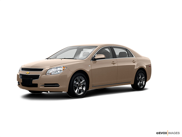 2008 Chevrolet Malibu Vehicle Photo in Plainfield, IL 60586-5132