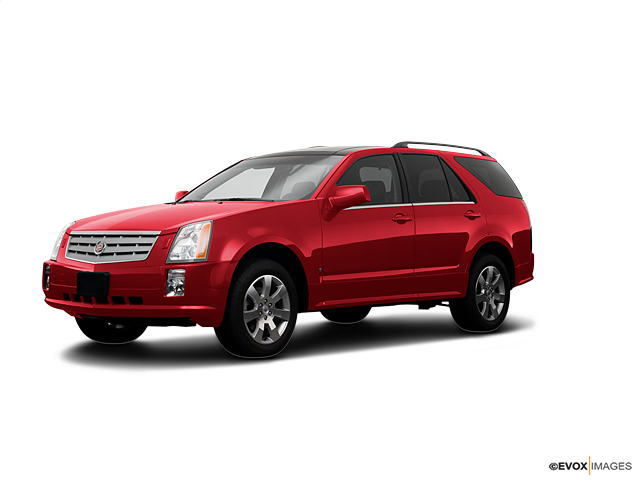 2008 Cadillac SRX Vehicle Photo in West Chester, PA 19382