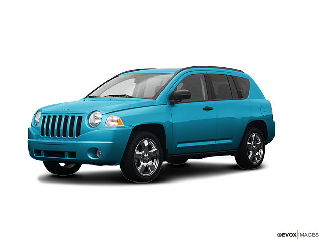 2008 Jeep Compass Vehicle Photo in Merriam, KS 66202