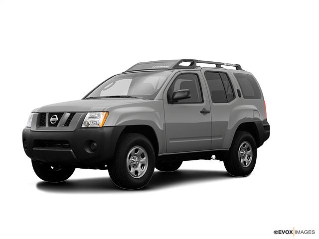 2008 Nissan Xterra Vehicle Photo in Manassas, VA 20109