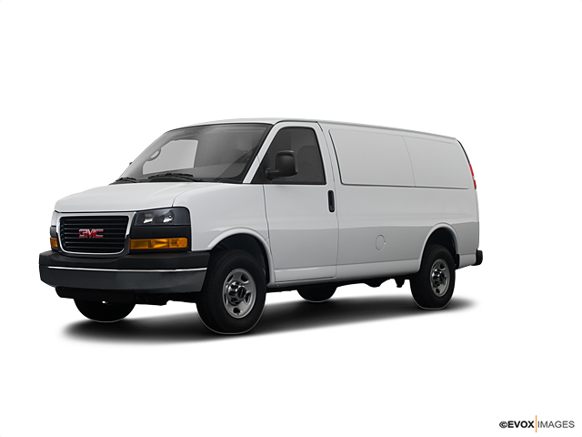 2008 GMC Savana Cargo Van Vehicle Photo in Mukwonago, WI 53149
