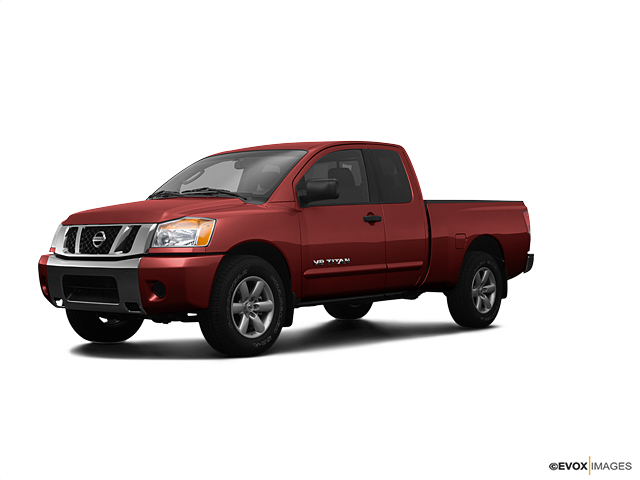 2008 Nissan Titan (2008.5) Vehicle Photo in Austin, TX 78759