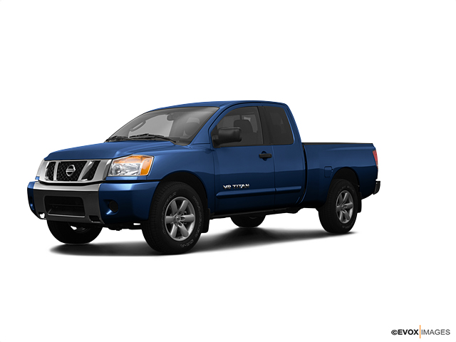 2008 Nissan Titan Vehicle Photo in Casper, WY 82609