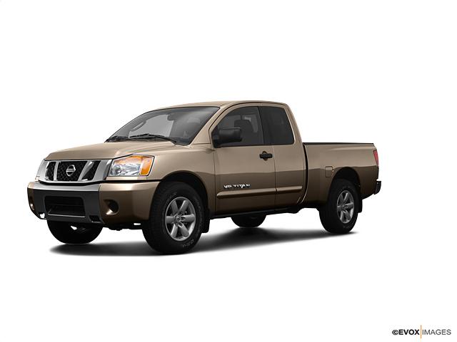 2008 Nissan Titan (2008.5) Vehicle Photo in Odessa, TX 79762