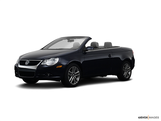 2008 Volkswagen Eos Vehicle Photo in Cape May Court House, NJ 08210